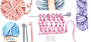 Студия вязания (крючок, спицы, макраме)