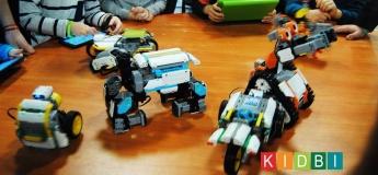 Бесплатные бои роботов на DreamTown2 School Fest от SmartRob!