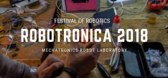 Robotronica 2018
