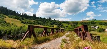Тур поїздка в Карпати на тиждень