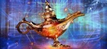 """Спектакль """"Волшебная лампа Алладина"""""""