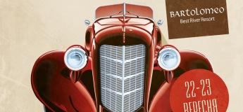 VINTAGE CAR FEST возвращается в Bartolomeo