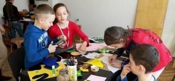 Детская группа рисования