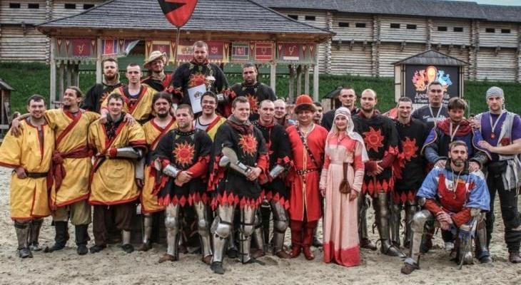 Під Києвом лицарі змагатимуться за Кубок Європи з середньовічного бою