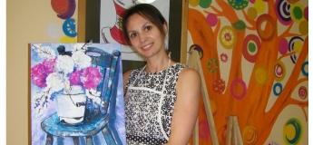 Майстер-клас з живопису для дорослих та дітей (від 7 років)