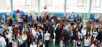 КНУ EXPO-2018: Общеуниверситетский день открытых дверей - пространство образовательных возможностей!