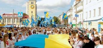 День міста - 587 років. Програма святкування Дня міста Хмельницького