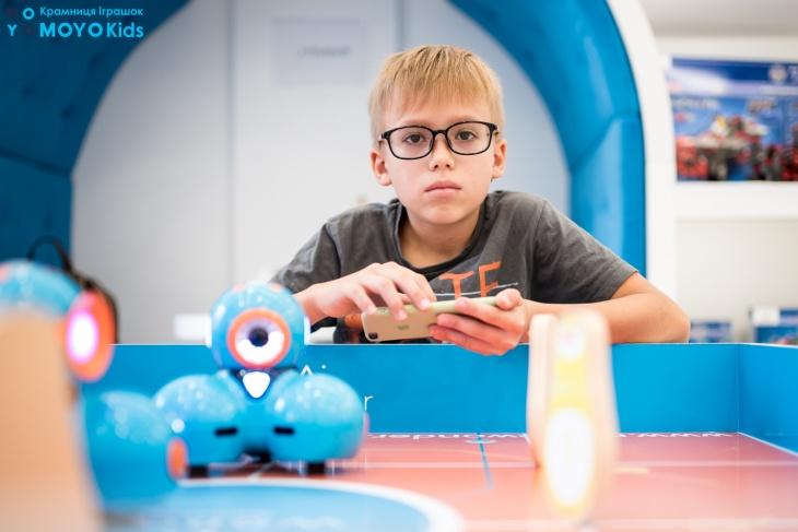Робототехніка для дітей від 5 років