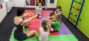 Студія дитячої йоги