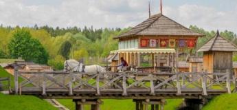 Под Киевом на выходных пройдут средневековые бои и конное шоу