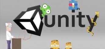 Дизайн та розробка комп'ютерних ігор на Unity 3D