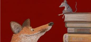Читання книжки Лоренца Паулі і Катрін Шерер «Лисичка йде до бібліотеки» та створення лисички