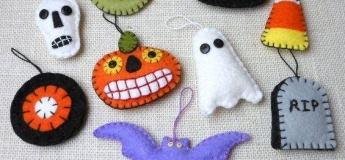 Игрушки и поделки к Хэллоуину