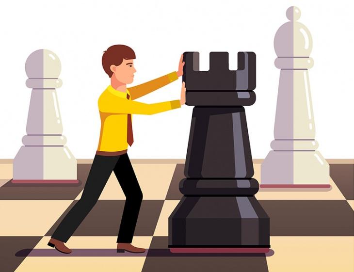 """Школа шахів від Академії Розвитку """"Оріґамі"""""""