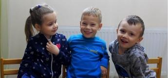 Дівчатка і хлопчики - тренінг для дітей