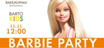 Barbie Party в Barto Kids