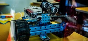 Пробне заняття з робототехніки