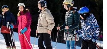 Зимовий табір з профорієнтації в Карпатах