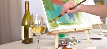 Живопис і вино