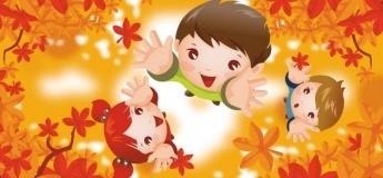 Праздник осени для малышей 1-3 лет