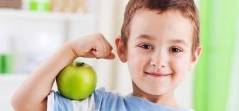 Основа основ питания здорового ребенка