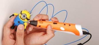 Майстер-клас по предметному дизайну з 3D ручками