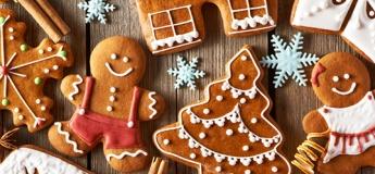 Семейный мастер-класс по созданию пряничного рождественского веночка!