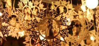 Різдвяний ярмарок подарунків та смаколиків