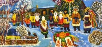 """Музейне свято """"Від Миколая до Різдва"""""""