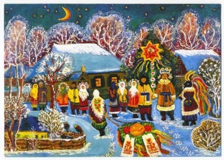 """Музейный праздник """"От Николая до Рождества"""""""