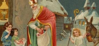 """Праздник-квест """"Секрет Святого Николая"""""""