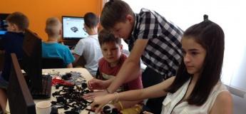 Открытый урок для детей «Робототехника и технологии будущего»