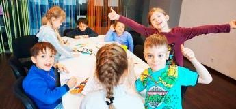 Дитячий табiр English Camp Зима 2019