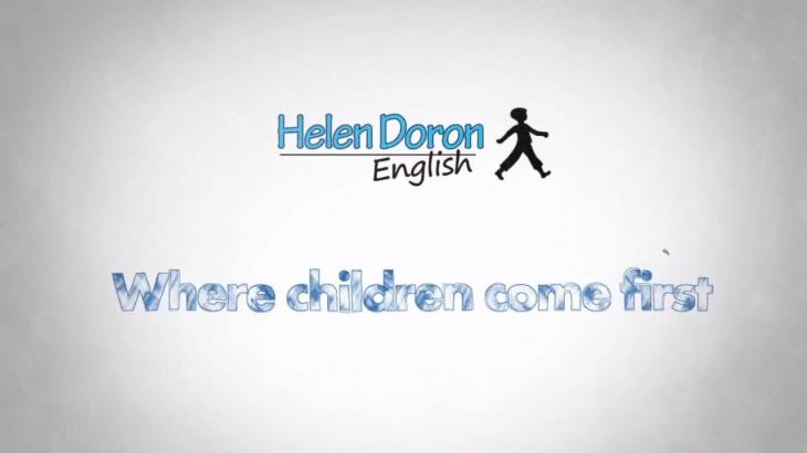 """Зимовий англомовний табір від """"Helen Doron"""""""