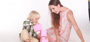 """Ранній розвиток """"Малюк та мама"""""""
