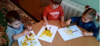 Майстер-клас з художнього мистецтва для дітей