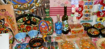 Петриковка и Галушковка из Харькова в новогодние праздники