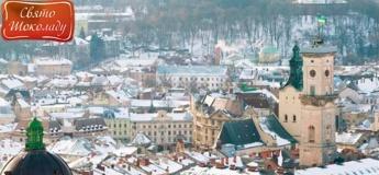 Свято шоколаду у Львові та Королівська Жовква