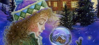 """Виставка робіт криворізьких митців """"Різдвяна казка"""""""