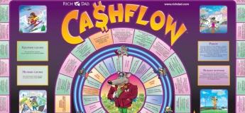 """Игра """"Денежный поток"""" (Cashflow)"""