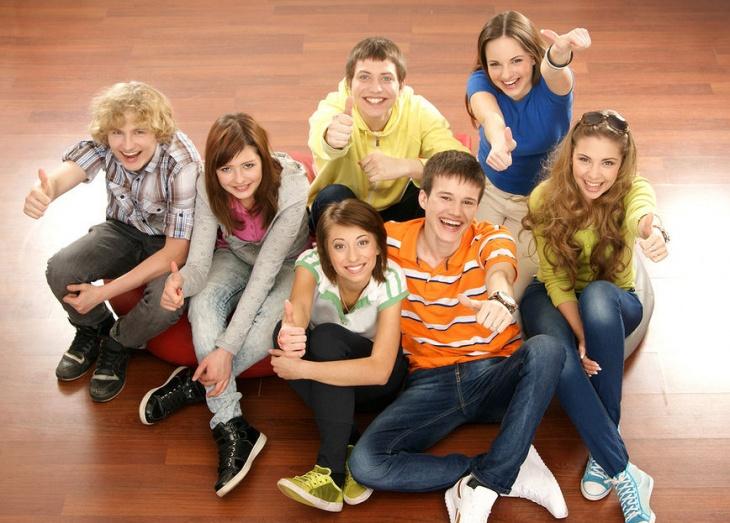 Новорічна тренінг-гра для підлітків