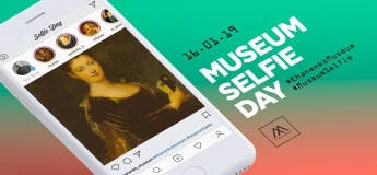 День селфі у музеї Ханенків