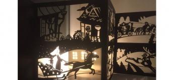 Театральная арт-терапия - театр теней! Раскрываем внутренний мир ребенка