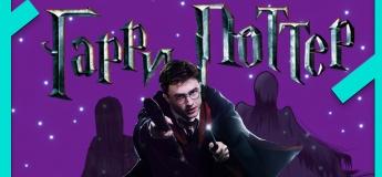 """День рождение в стиле квест  """"Гарри Поттер"""""""