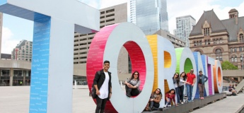Групповая поездка на летние каникулы | Торонто, Канада