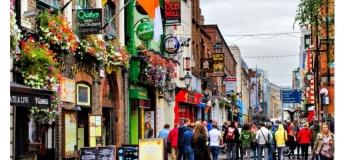 Групповая поездка на летние каникулы | Ирландия