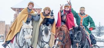 Под Киевом пройдет шоу-выставка лошадей