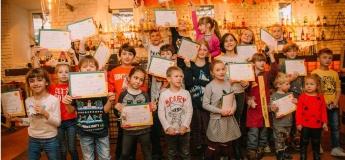 Савойський майстер-клас дитячої кулінарної школи
