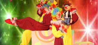 """Лялькова вистава """"Про Цяцю та Бяцю"""""""