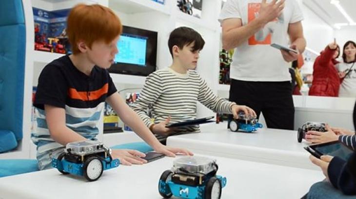 Робототехніка з Makeblock для дітей від 8 років